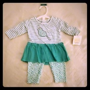 CARTERS BABY SET NEW